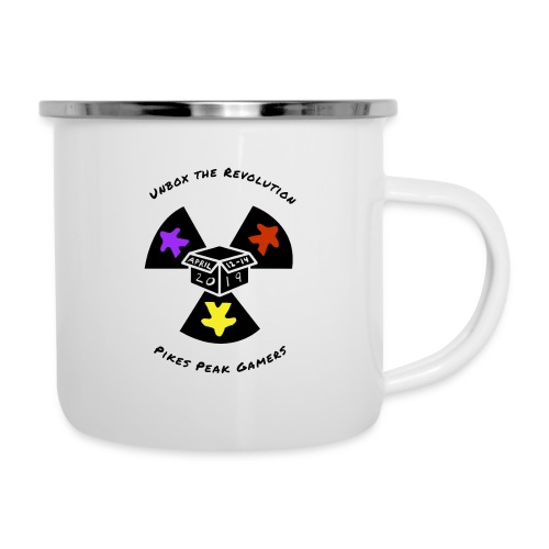 Pikes Peak Gamers Convention 2019 - Accessories - Camper Mug