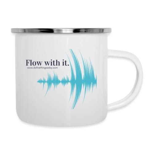 Flow with it - Camper Mug