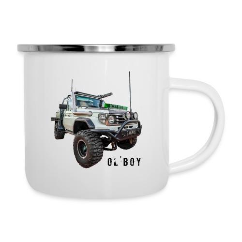 Ol Boy Merch - Camper Mug