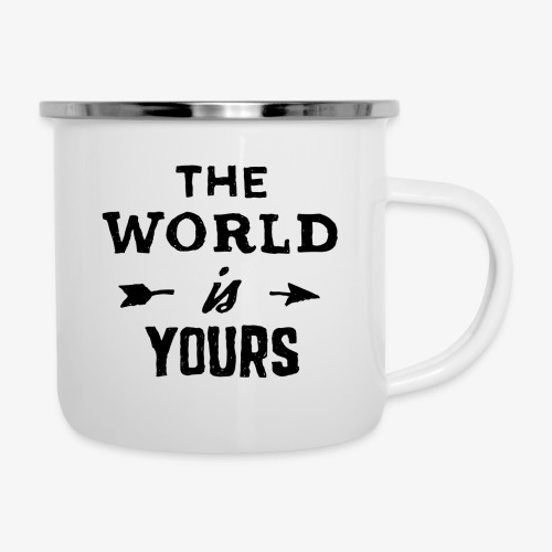 the world - Camper Mug