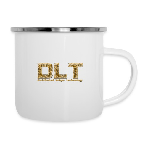 DLT - distributed ledger technology - Camper Mug