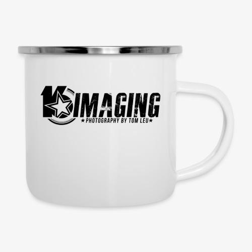 16 Horizontal Black - Camper Mug