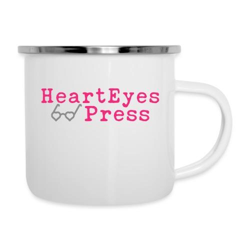 Heart Eyes Press - Camper Mug