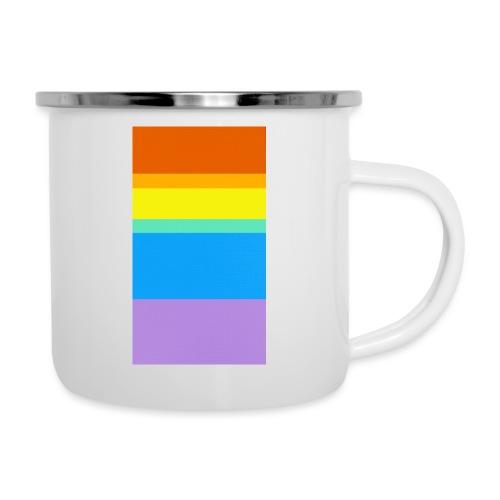 Modern Rainbow - Camper Mug
