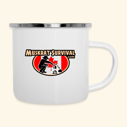 Muskrat Badge 2020 - Camper Mug