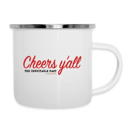 Cheers y'all - Camper Mug