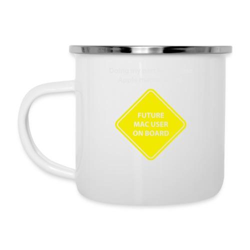 macuseronboard - Camper Mug