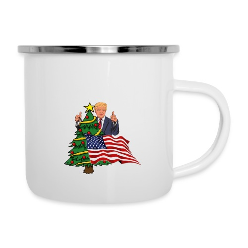 Make America's Christmas Great Again - Camper Mug