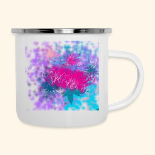 Abstract - Camper Mug