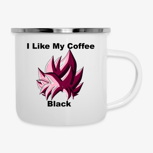 Goku Black Coffee Mug - Camper Mug