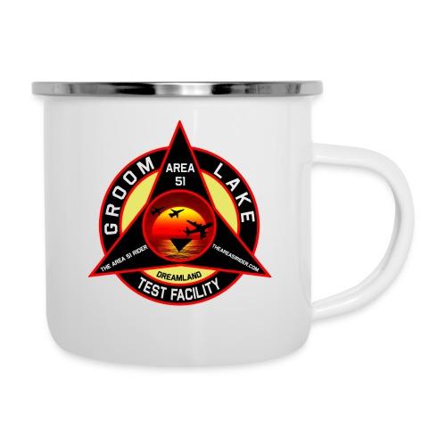 THE AREA 51 RIDER CUSTOM DESIGN - Camper Mug