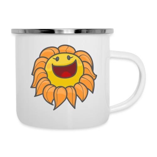 Happy sunflower - Camper Mug