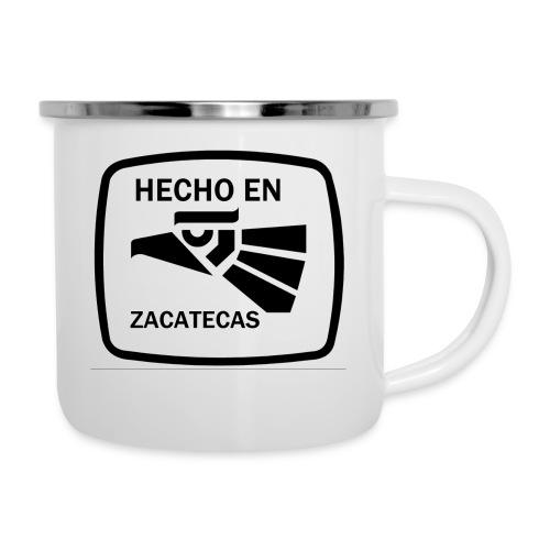 HECHO EN ZACATECAS MADE IN ZACATECAS - Camper Mug