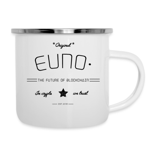 In Crypto we trust - Camper Mug