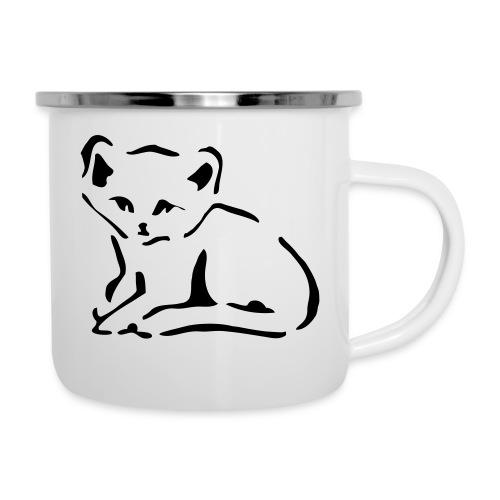 Kitty Cat - Camper Mug