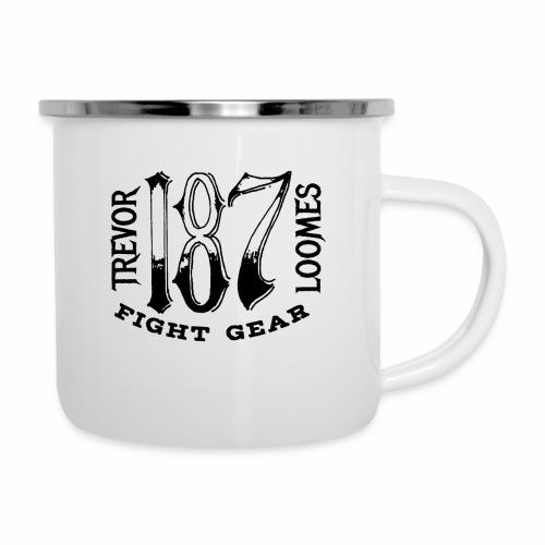 Trevor Loomes 187 Fight Gear Street Wear Logo - Camper Mug