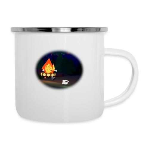 'Round the Campfire - Camper Mug
