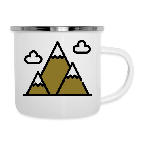 The Mountains - Camper Mug