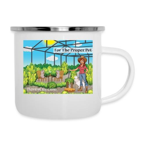 Guinea Pig Aviary - Camper Mug