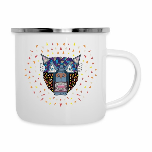 Animal Factory #1 - Camper Mug