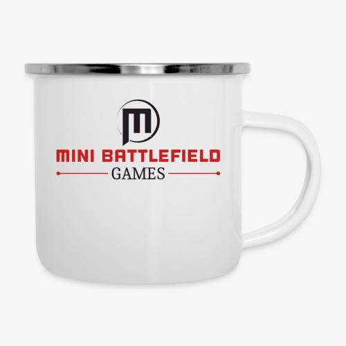 Mini Battlefield Games Logo - Camper Mug