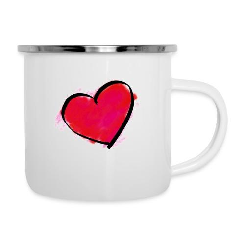 heart 192957 960 720 - Camper Mug