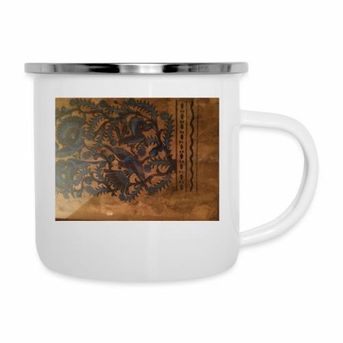 Dilfliremanspiderdoghappynessdogslikeitverymuchtha - Camper Mug