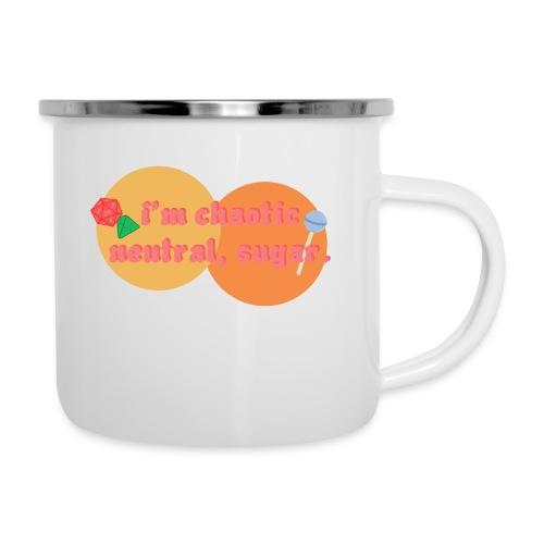 Chaotic Neutral - Camper Mug