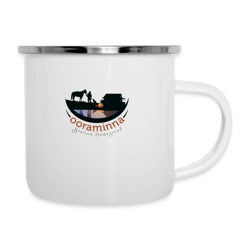 Ooraminna Station Homestead - Camper Mug