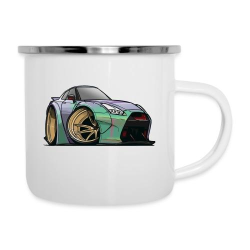 R35 GTR - Camper Mug