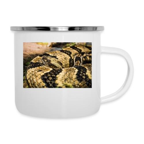 SNAKE B. - Camper Mug