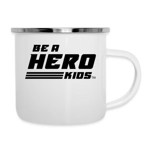 BHK secondary black TM - Camper Mug