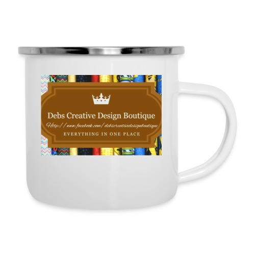 Debs Creative Design Boutique with site - Camper Mug
