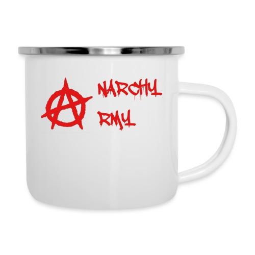 Anarchy Army LOGO - Camper Mug