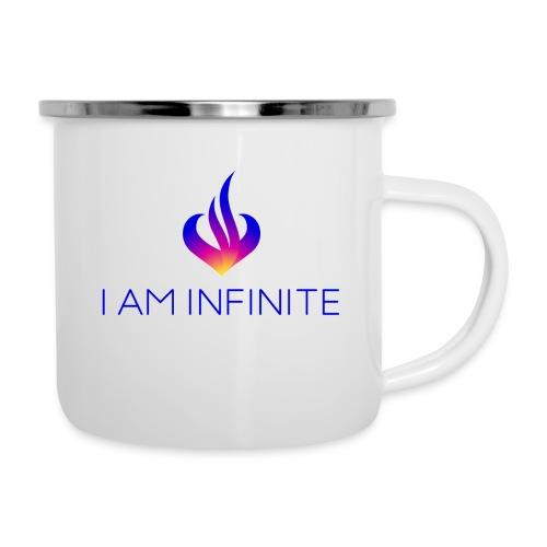 I Am Infinite - Camper Mug