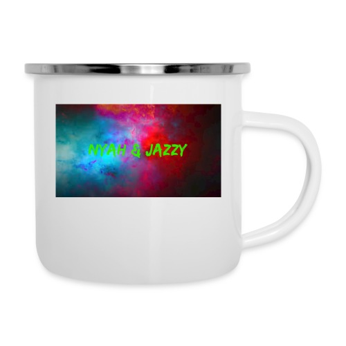 NYAH AND JAZZY - Camper Mug