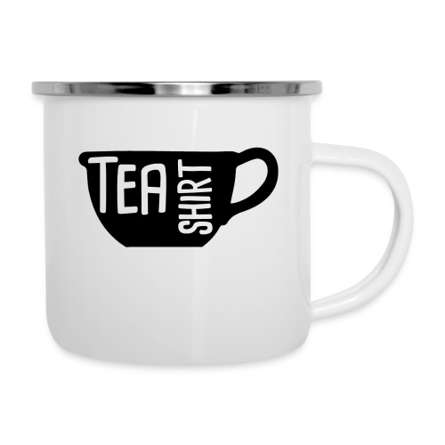Tea Shirt Black Magic - Camper Mug
