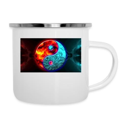 YIN N YANG - Camper Mug