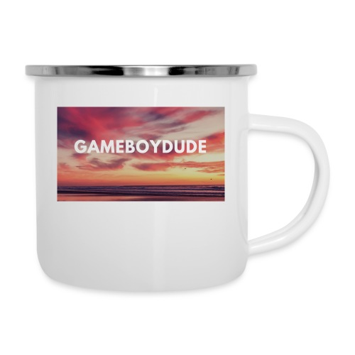 GameBoyDude merch store - Camper Mug