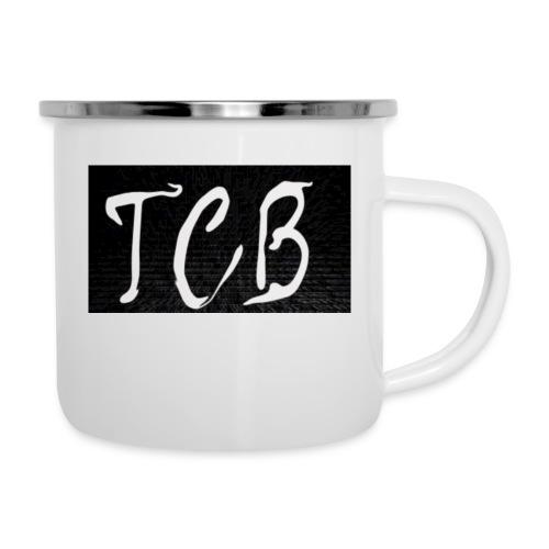 The Crazy Bros flag - Camper Mug