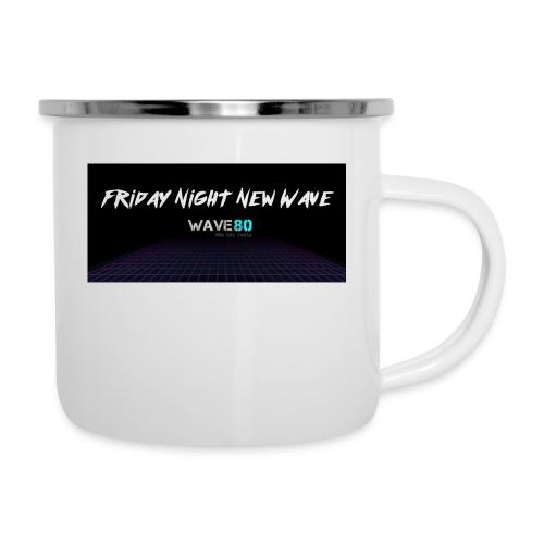 Friday Night New Wave - Camper Mug
