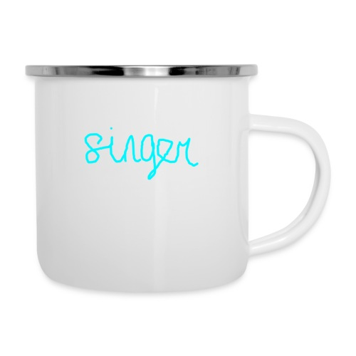 SINGER - Camper Mug