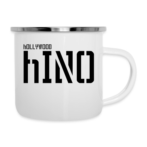 Industrial Logo - Camper Mug