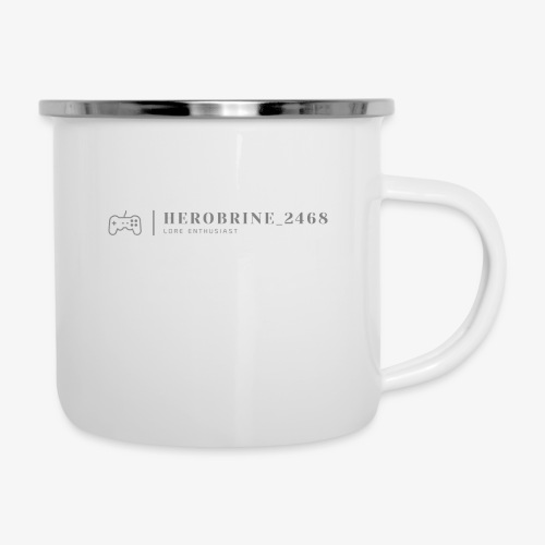 Instagrammer HeroBrine__2468's Logo - Camper Mug