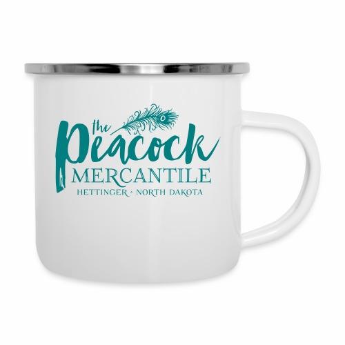THE PEACOCK MERCANTILE - Camper Mug