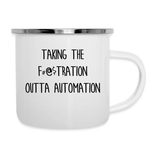F#@$tration - Camper Mug