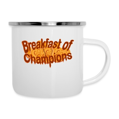 Breakfast of Champions - Camper Mug