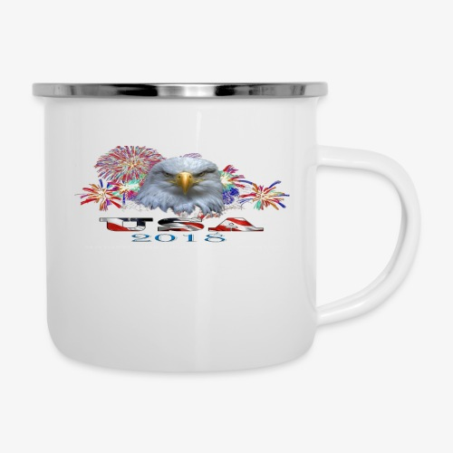 USA EAGLE 2018 - Camper Mug