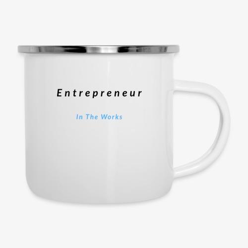 Entrepreneur In The Works - Camper Mug