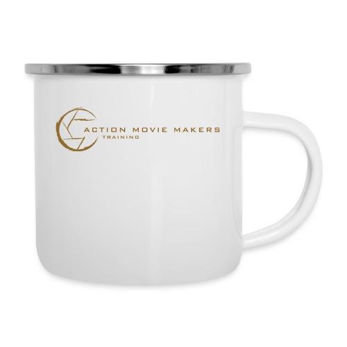 AMMT Logo Modern Look - Camper Mug